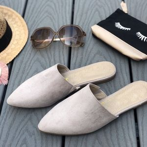 Shoes - SAVANNAH Slip on Mules     - grey